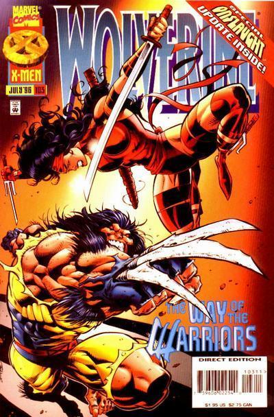 Wolverine #103