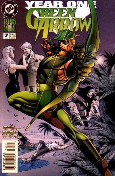 Green Arrow Annual #7