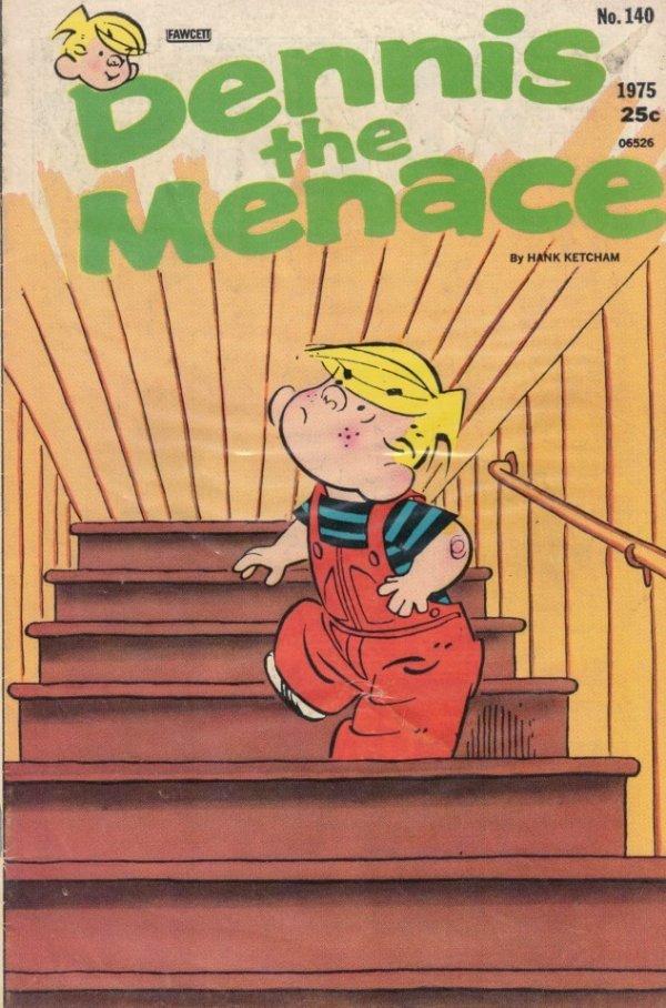 Dennis the Menace #140