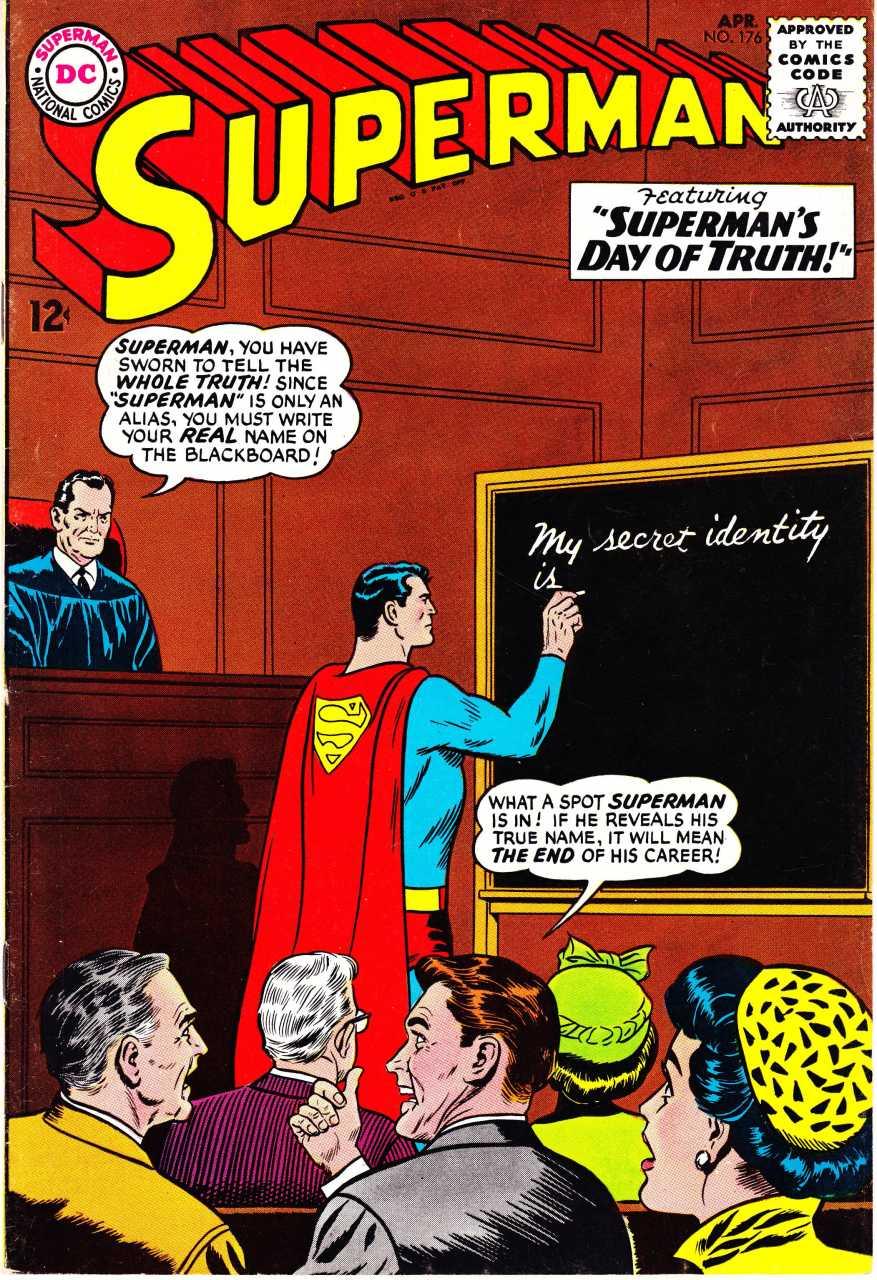 Superman #176