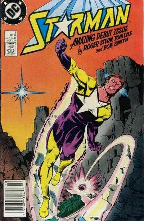 Starman #1