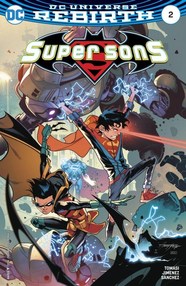Super Sons #2
