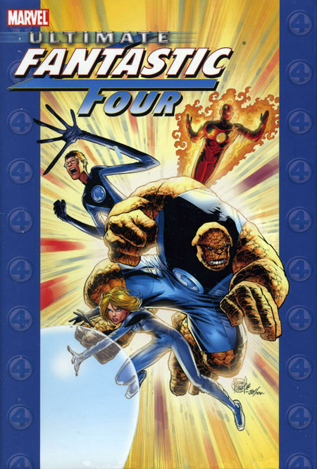 Ultimate Fantastic Four Vol. 2 HC