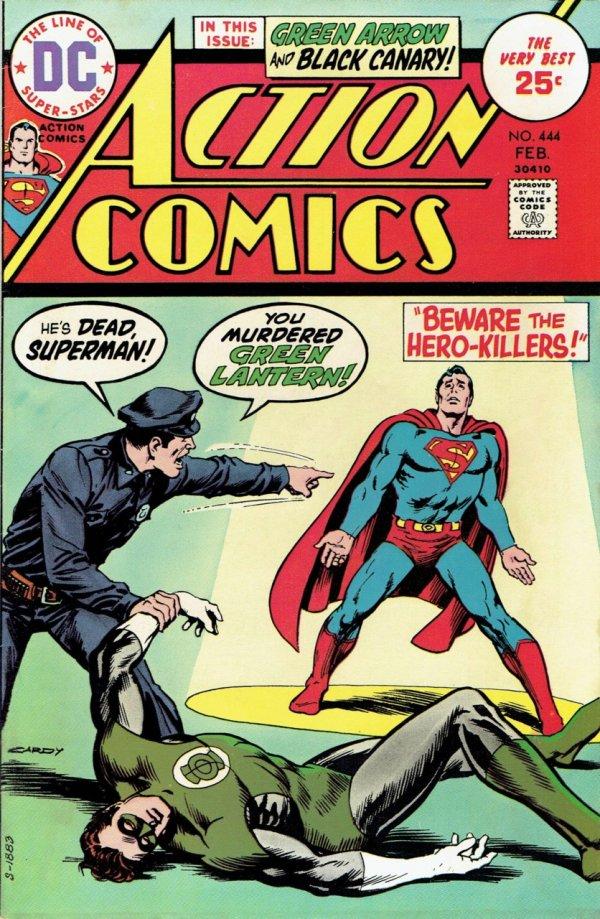 Action Comics #444