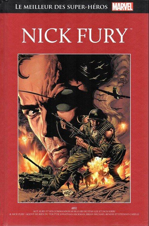 Le Meilleur des Super-Héros Marvel 21. Nick fury