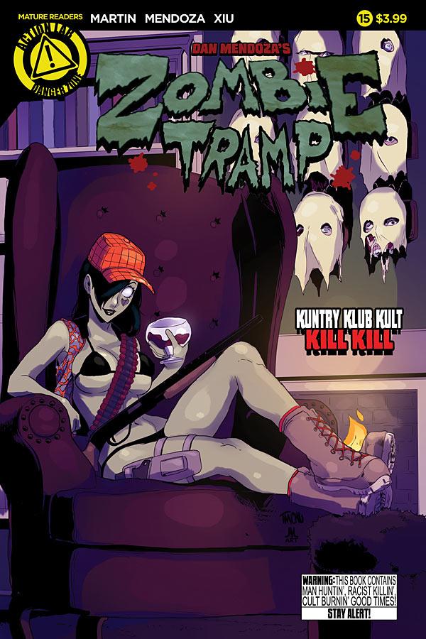 Zombie Tramp #15