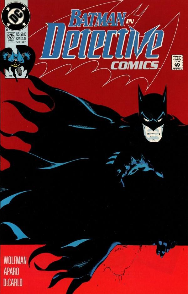 Detective Comics #625