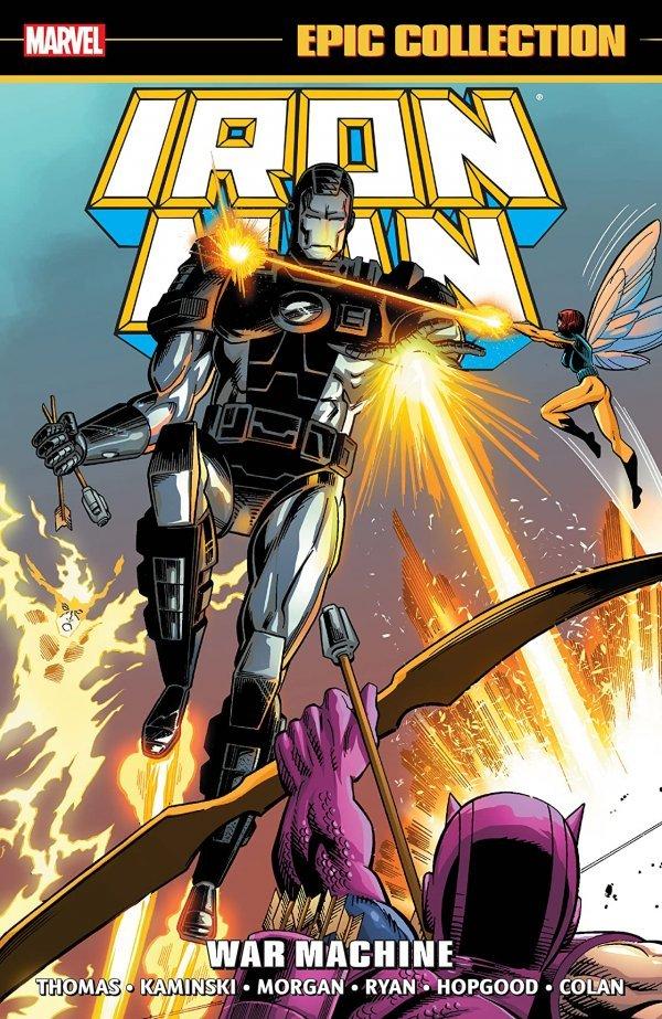 Iron Man Epic Collection: War Machine TP