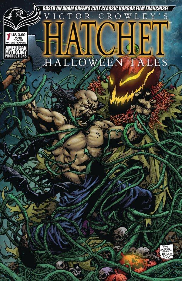 Victor Crowley's Hatchet: Halloween Tales #1 review