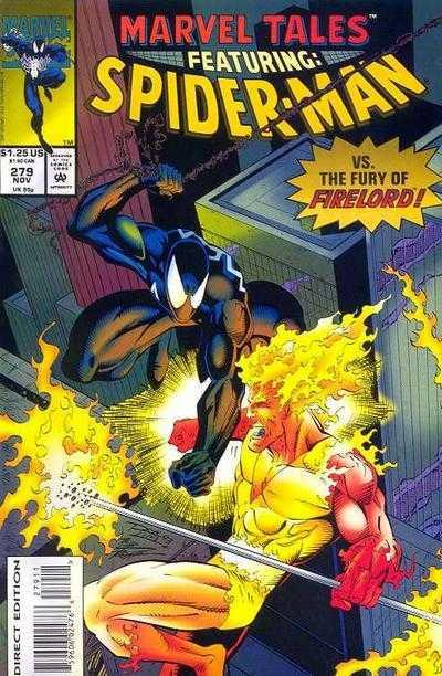 Marvel Tales #279