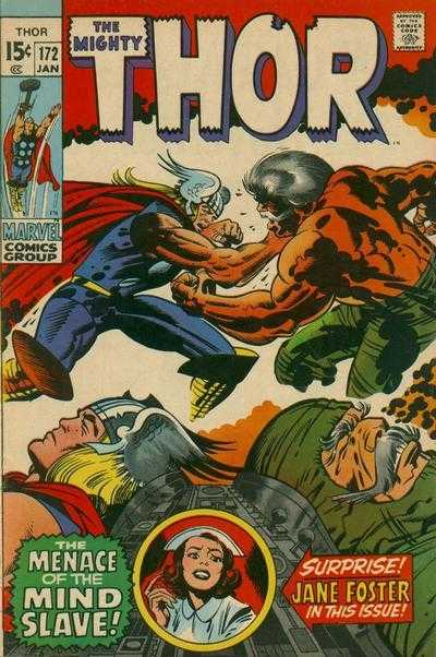 The Mighty Thor #172