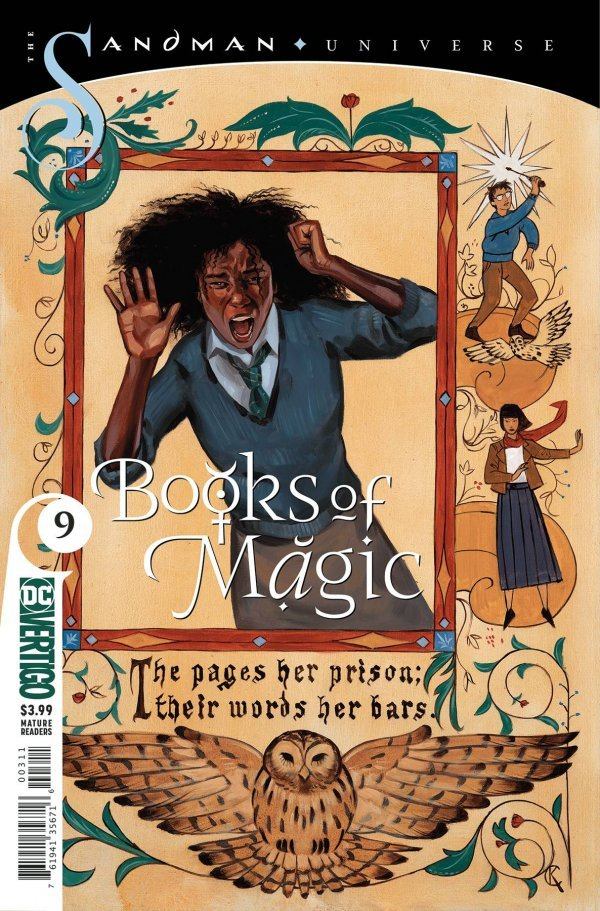 Books of Magic #9