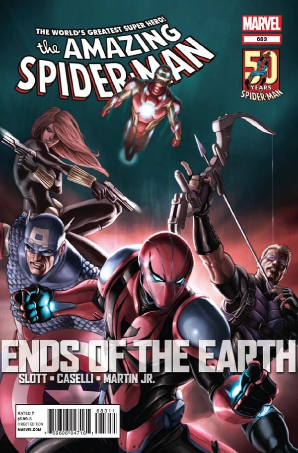 The Amazing Spider-Man #683