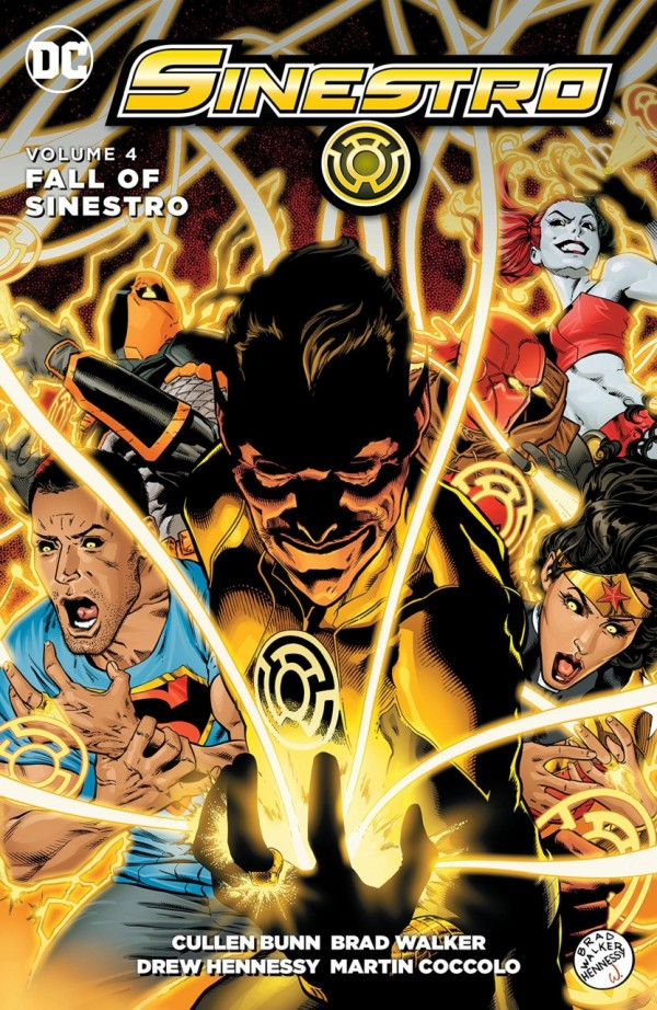 Sinestro Vol. 4: The Fall of Sinestro TP