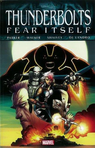 Thunderbolts: Fear Itself HC