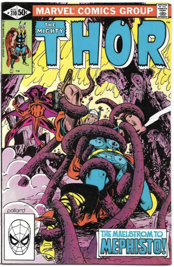 The Mighty Thor #310