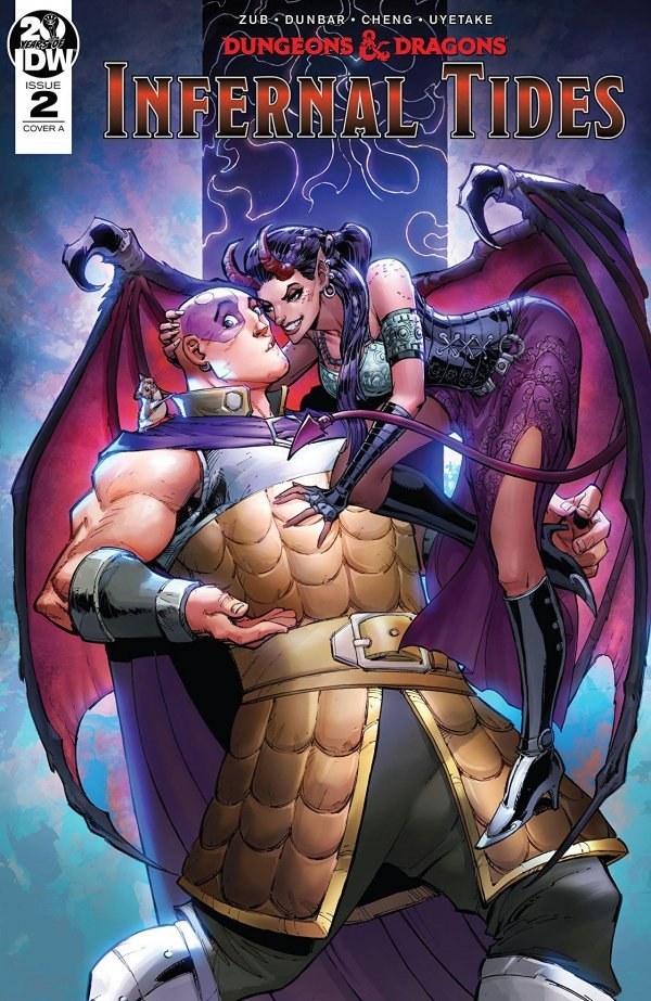 Dungeons & Dragons: Infernal Tides #2 review