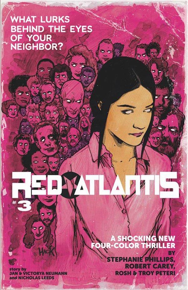 Red Atlantis #3