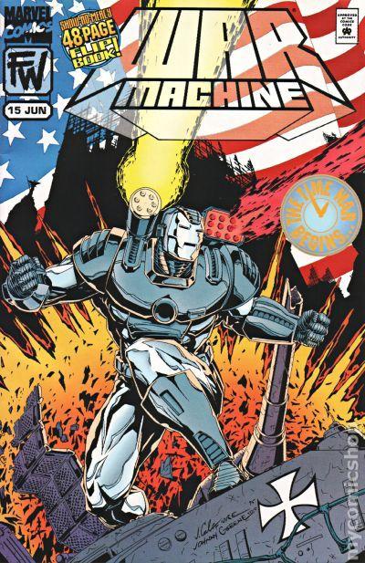 War Machine #15