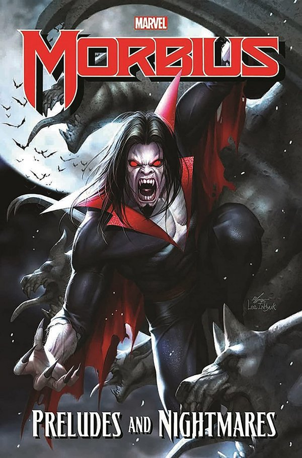 Morbius: Preludes and Nightmares TP