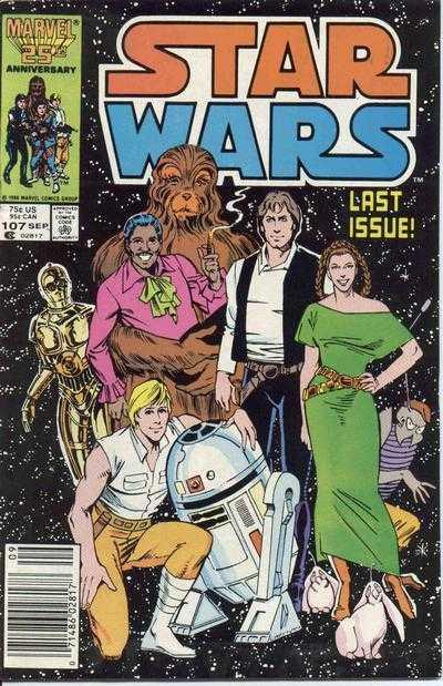 Star Wars #107