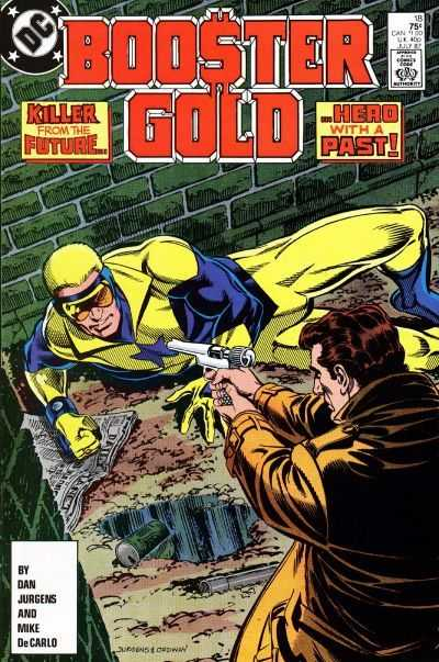 Booster Gold #18
