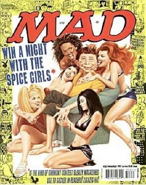 Mad Magazine #363