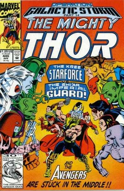The Mighty Thor #446