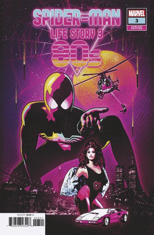 Spider-Man: Life Story #3