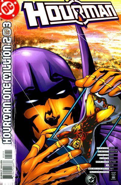 Hourman #12