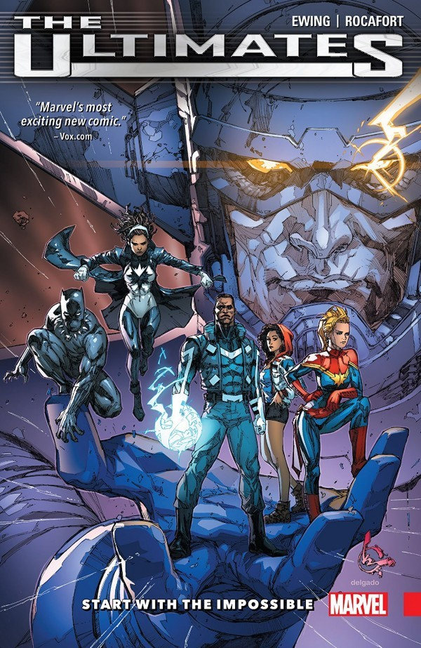 Ultimates - Omniversal Vol. 1: Start With The Impossible TP
