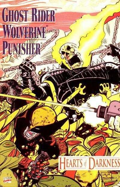 Ghost Rider, Wolverine, Punisher: Hearts of Darkness #1