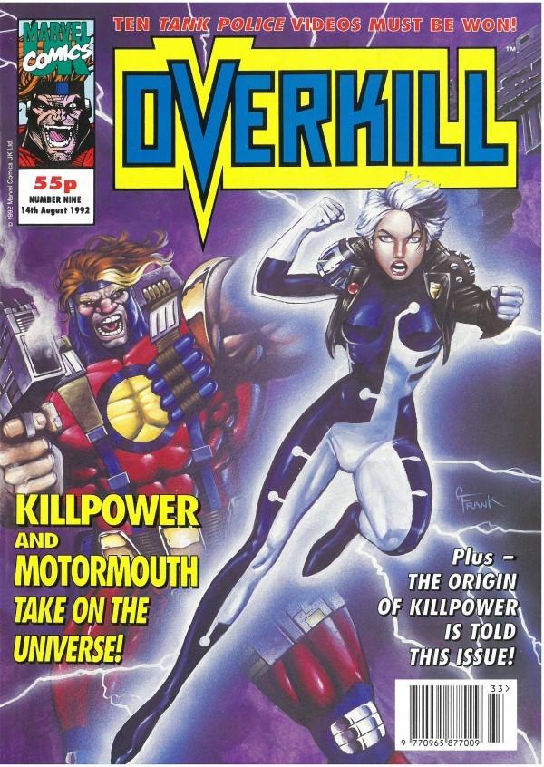 Overkill #9