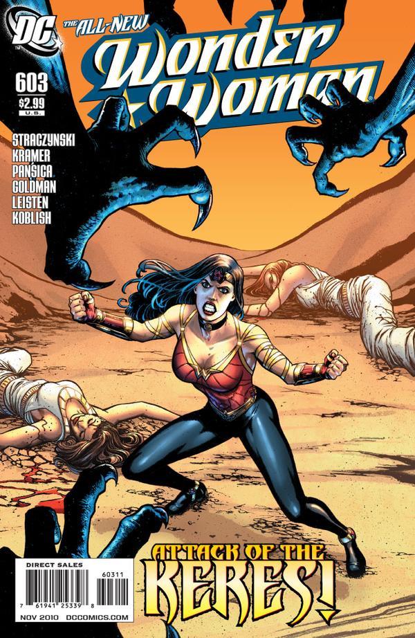 Wonder Woman #603