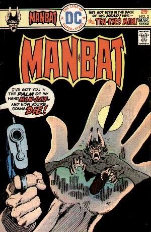 Man-Bat #2