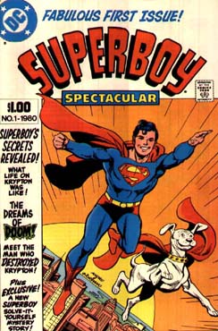 The New Adventures of Superboy Spectacular #1
