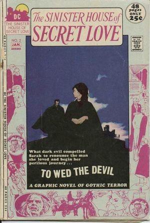 Sinister House of Secret Love #2