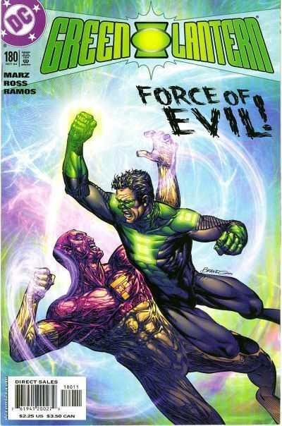 Green Lantern #180