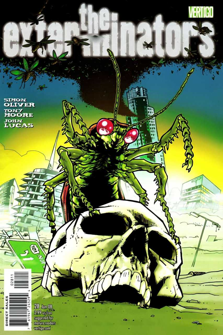 The Exterminators #28