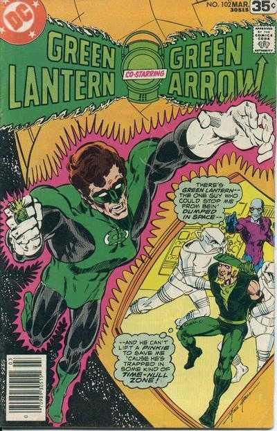 Green Lantern #102