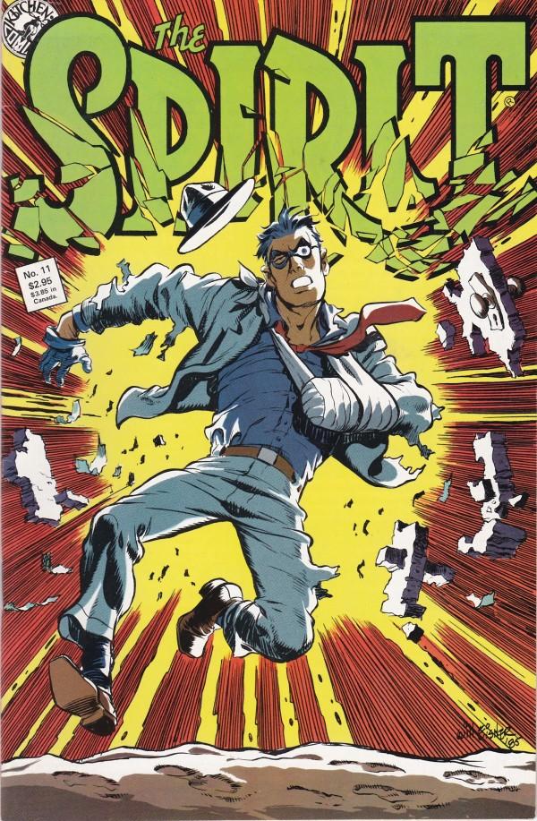 The Spirit by Will Eisner #11