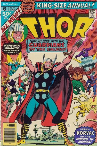The Mighty Thor Annual #6