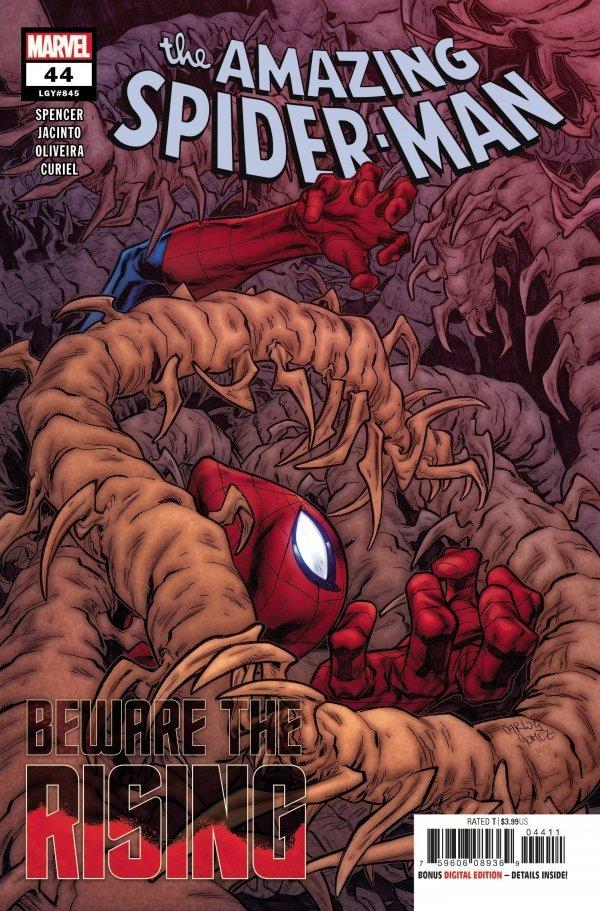The Amazing Spider-Man #44