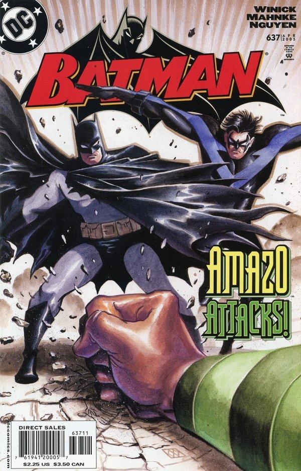 Batman #637