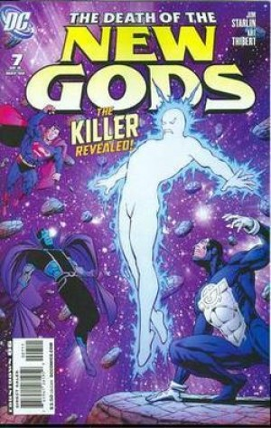 The Death of the New Gods #7