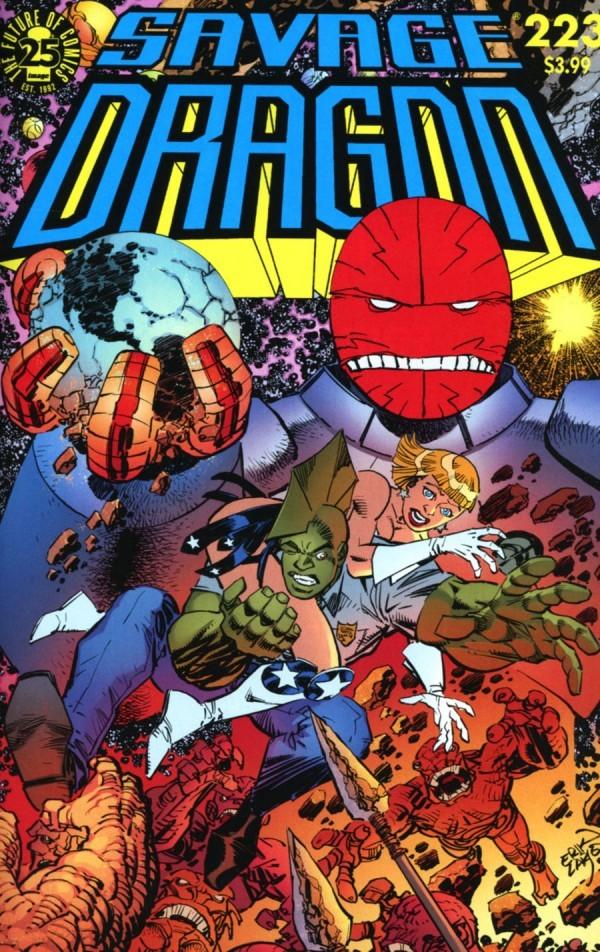 Savage Dragon #223