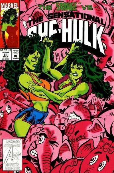 The Sensational She-Hulk #51