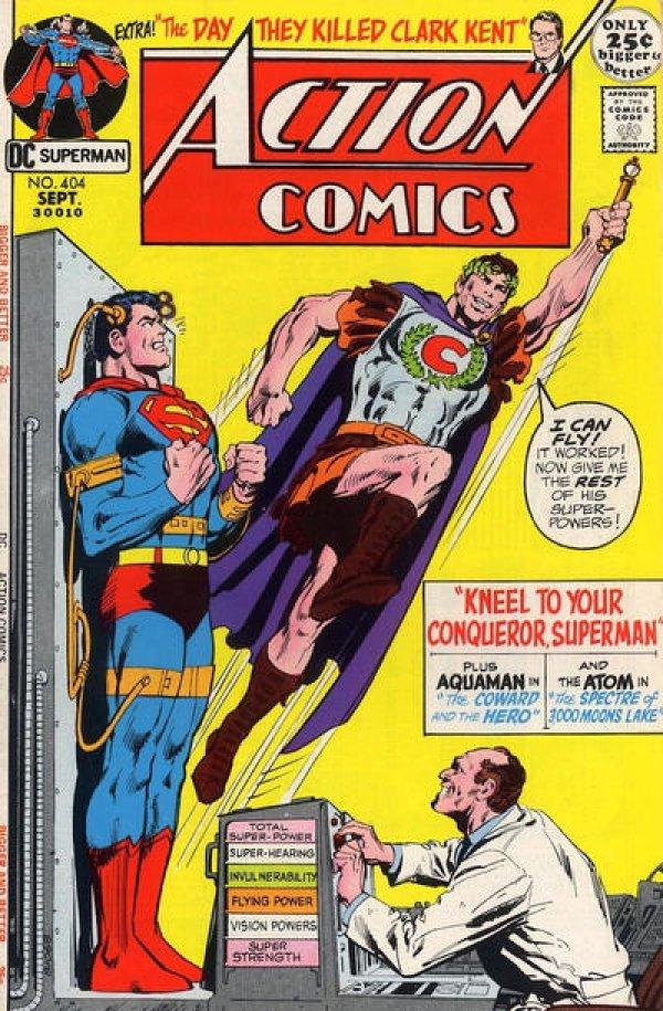 Action Comics #404