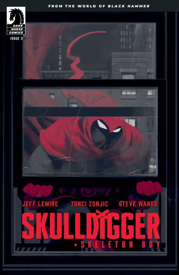 Skulldigger + Skeleton Boy #3