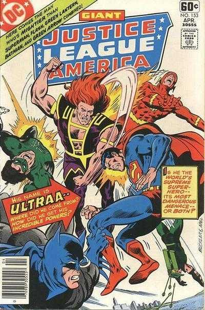 Justice League of America #153